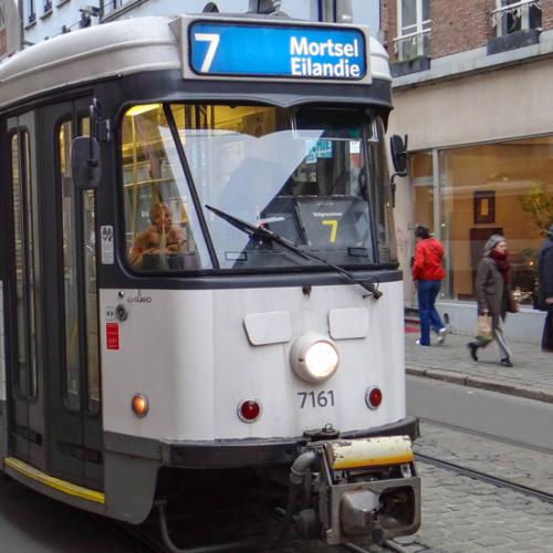 Tram 7 Antwerpen-Mortsel
